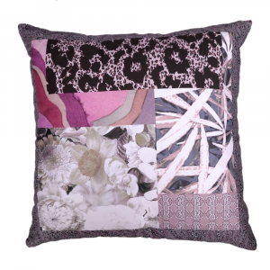 Cuscino decorativo ROBERTO CAVALLI Raso FARAQA rosa 40x40 cm