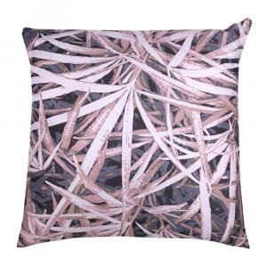 Cuscino da divano ROBERTO CAVALLI Raso PAPYRUS rosa 40x40 cm