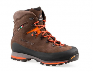968 TARGET GTX  RR  -  Hunting boots  -   Dark Brown-Orange