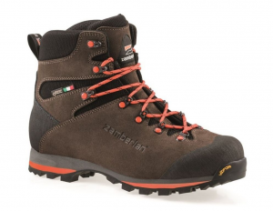 1103 STORM GTX - Hunting Boots - Dark Brown-Orange