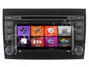 GPS DVD USB SD Bluetooth autoradio 2 DIN navigatore Fiat Bravo 2007-2014