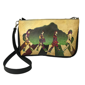 Merinda Shoulder bag with Strap Line Music and Cinema