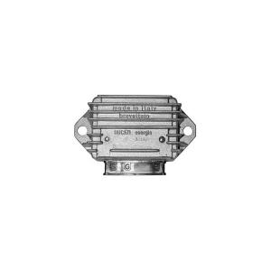 34.8343/5 REGOLATORE DI TENSIONE DUCATI ENERGIA PIAGGIO VESPA PX T5 12V 20AH C.A.