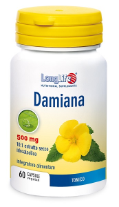 LONGLIFE DAMIANA - INTEGRATORE TONICO