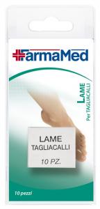 FARMAMED Piedi Tagliacalli Ricambi 05248 Cura Dei Piedi Pedicure