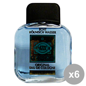 ACQUA DI COLONIA Set 6 ACQUA DI COLONIA Set 4711 Aftershave 100 ml Perfumes