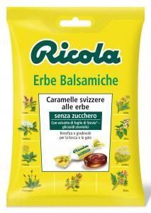 RICOLA Caramelle in busta Erbe Balsamiche Dr2001 70 gr