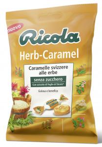 RICOLA Candy dans une enveloppe Herb-caramel Dr2006 70 gr