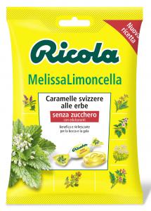 RICOLA Candy dans une enveloppe Melissa Limoncella Dr2002 70 gr