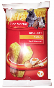 BOB MARTIN Roditori Biscotti Uovo Zucchero 30 gr