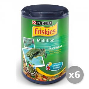 Set 6 BOB MARTIN Tartarughe Alimento Completo Fiocchi 25 gr Prodotto Animali Domestici