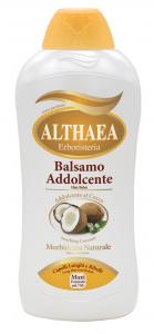 ALTHAEA Balsamo cocco 750 ml prodotto per la cura dei capelli