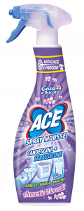 ACE Spray Mousse Harmonies Bleach Degreaser Product Per il Laundry 650 ml