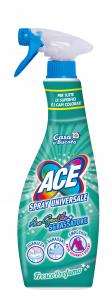 ACE Spray Universale Candeggina Gentile Prodotto Per il Bucato 600 ml