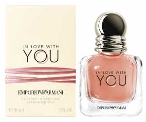 ARMANI In love with you eau de parfum donna 30 ml profumo per il corpo
