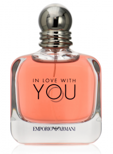 ARMANI In love with you eau de parfum donna 50 ml profumo per il corpo