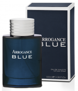 ARROGANCE Blue Eau De Toilette Uomo Profumo 100 ml