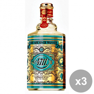 Set 3 Marchio 4711 Eau de toilette 100 ml Profumi