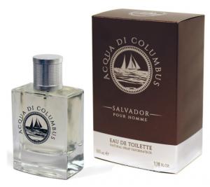 ACQUA DI COLUMBUS Eau De Toilette Salvador Mann Parfüm 100 ml