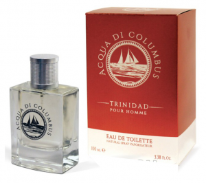 ACQUA DI COLUMBUS Eau De Toilette Trinidad Mann Parfüm 100 ml