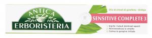 ANTICA ERBORISTERIA Dentifricio Sensitive Complete3 Garofano Ginko 75 ml