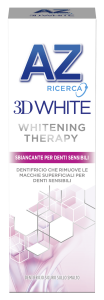AZ Dentifricio 3d White Therapy Dentifricio Sensibili 75 ml