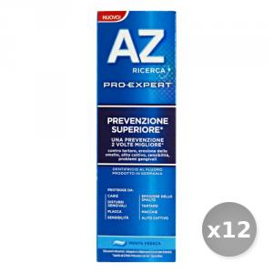 Set 12 AZ Dentifricio Pro-expert Prevenz.superiore 75 ml Prodotti per il Viso