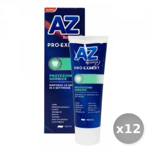 Set 12 AZ Dentifricio Pro-expert Protezione Gengive 75 ml Prodotti per il Viso