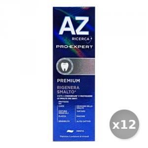 Set 12 AZ Dentifricio Pro-expert Rigenera Smalto 75 ml Cura e Igiene Dentale