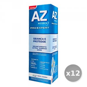 Set 12 AZ Dentifricio Pro-expert Sbianca e Protegge 75 ml Prodotti per il Viso