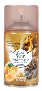 AIR FLOR Ricarica 250 ml Fireplace Therapy Deodorante Casa
