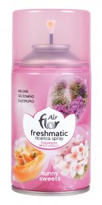 AIR FLOR Ricarica 250 ml Sunny Sweetes Deodorante Casa