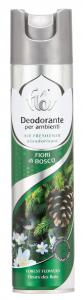 AIR FLOR Spray Fiori di bosco 300 ml Deodorante Casa