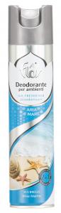 AIR FLOR Spray Aria di mare 300 ml Deodorante Casa