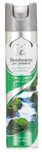 AIR FLOR Spray Muschio Bianco 300 ml Deodorante Casa