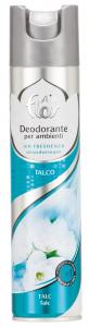 AIR FLOR Spray Talco 300 ml Deodorante Casa