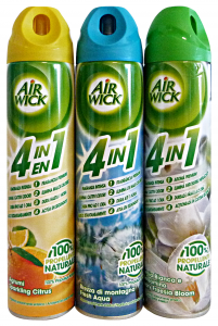 AIR WICK Spray Misto 240 ml Deodorante Candele E Profumatori