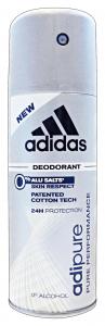 ADIDAS Deodorante Spray Adipure 150 ml - Deodoranti Uomo