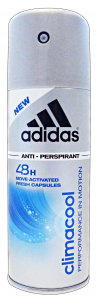 ADIDAS Deodorante Spray Climacool 150 ml - Deodoranti Uomo