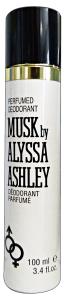 ALYSSA ASHLEY MUSK Deodorante Spray 100 ml Deodoranti Per il Corpo