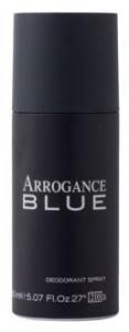 ARROGANCE Blu Deodorante Spray 150 ml Deodoranti Per il Corpo