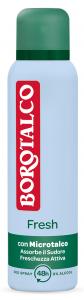 BOROTALCO Deodorante Spray Fresh Profumo 150 ml