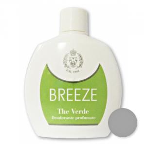 BREEZE Set 6 Deodorante Squeeze The Verde 100 ml Cura del corpo