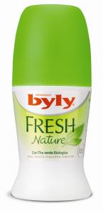 BYLY Deodorante roll-on Fresh - Deodorante Femminile E Unisex