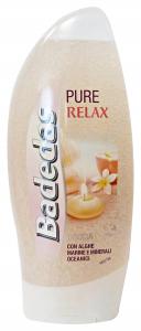 BADEDAS Doccia Pure Relax Alghe Marine 250 ml - Doccia Schiuma