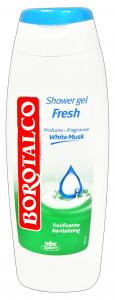BOROTALCO Doccia Fresh White Musk Cura del corpo 250 ml