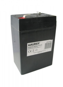 Batterie Ersatz 6 Volt Für Lampen 93118-93119 Material Elektrisch