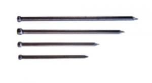 Set 10 Gruppini Acciaio 1,5X30 gr 100 Chiodi Master Hobby
