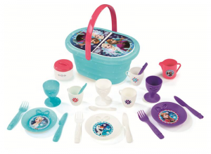 SMOBY Disney Frozen Basket Pic Nic Game For little girls