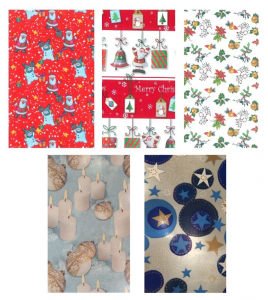 FLORIO Package 5 Kg.70x100 Mix Christmas Article Christmas